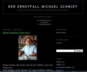 Schenkel Interview