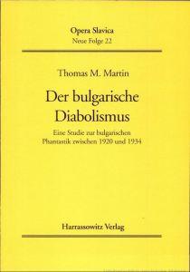Der bulgarische Diabolismus