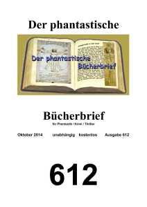 Bücherbrief 612