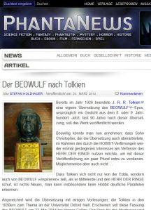 Beowulf phantanews