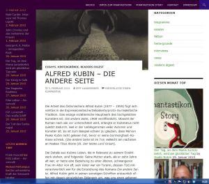 Essay Vandermeer Kubin