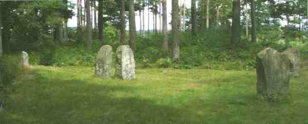Wikinger-Grabsteine