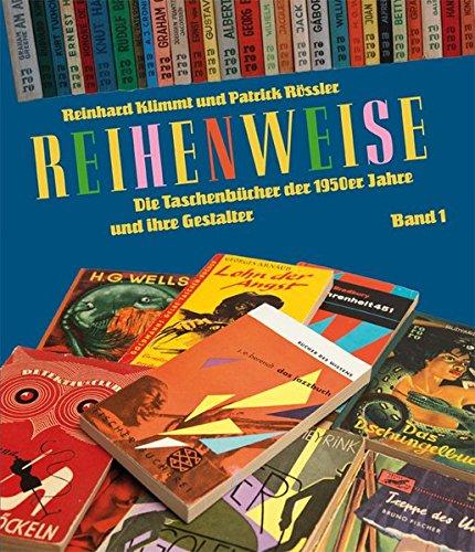 Reihenweise - Die Taschenbücher der 1950er Jahre und ihre Gestalter