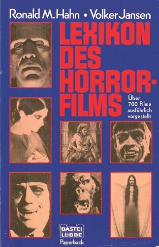 Hahn / Jansen - Lexikon des Horrorfilms