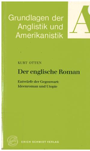 Kurt Otten - Der englische Roman