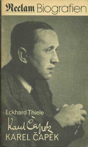 Eckhard Thiele - Karel Capek