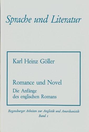 Karl Heinz Göller - Romance und Novel