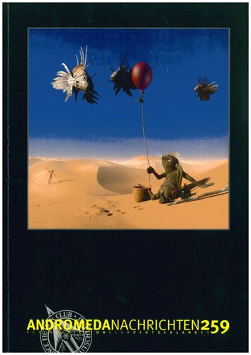 Michael Haitel - Andromeda Nachrichten 259