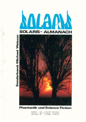 Schätzl/Schmitz - Solaris-Almanach Nr. 5