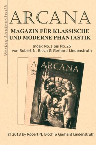 Arcana Index 1-25