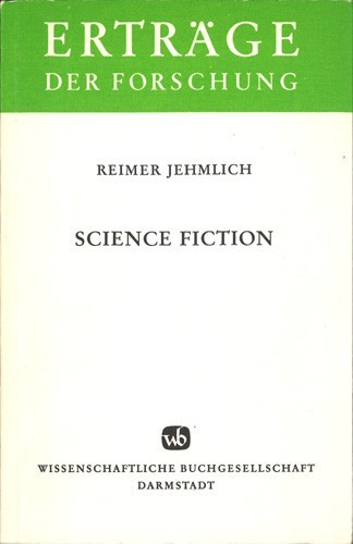 Reimer Jehmlich - Science Fiction