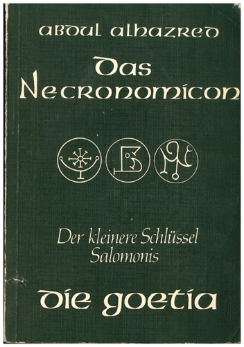 Abdul Alhazred - Necronomicon