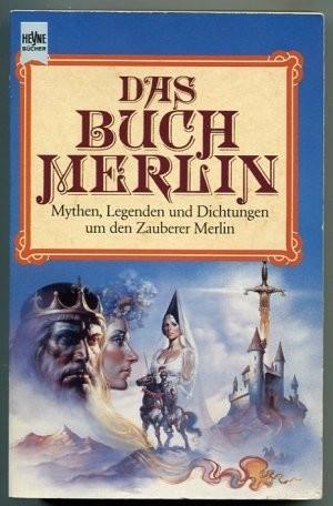Manfred Kluge - Das Buch Merlin