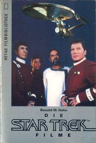 Ronald M. Hahn - Die Star Trek Filme