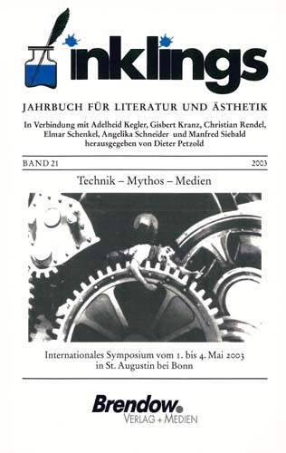 Dieter Petzold (Hrsg.) - Inklings, Bd. 21