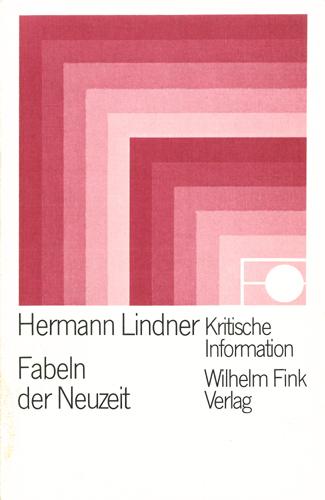 Hermann Lindner - Fabeln der Neuzeit