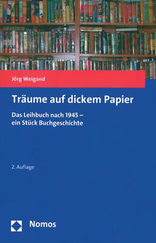 Jörg Weigand - Träume auf dickem Papier