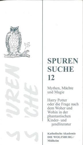 Fährmann/Schlagheck/Steinbeck - Spurensuche 12