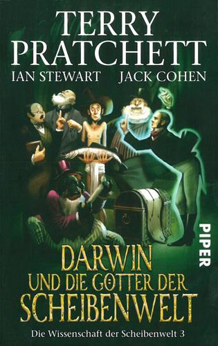 Pratchett/Stewart/Cohen - Darwin und die Götter der Scheibenwelt