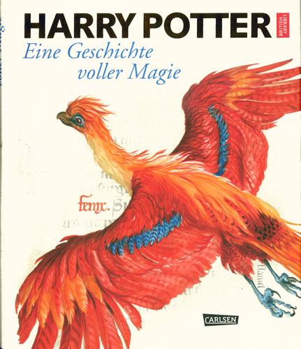 British Library - Harry Potter: Eine Geschichte voller Magie