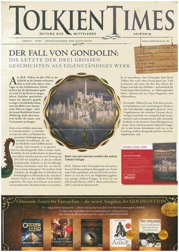 Tolkien Times 2018/2019