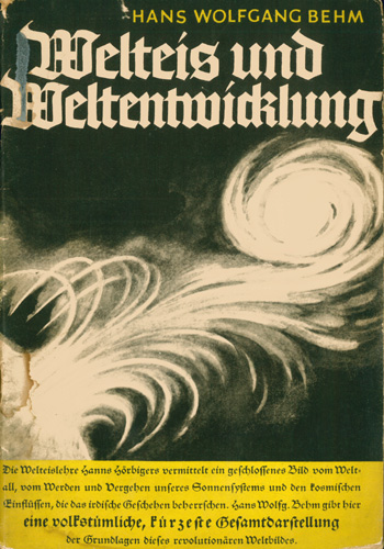 Hans Wolfgang Behm - Welteis und Weltentwicklung