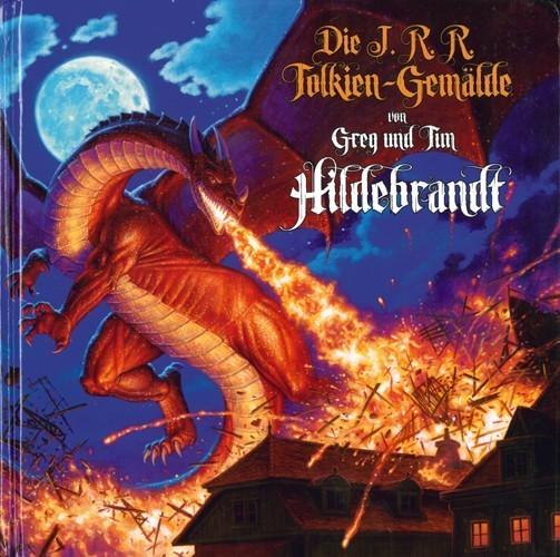 Gregory Hildebrandt - Die J. R. R. Tolkien Gemälde von Greg und Tim Hildebrandt