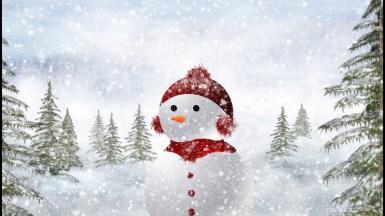 Weihnachten - Snowman