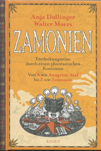 Dollinger / Moers - Lexikon Zamonien