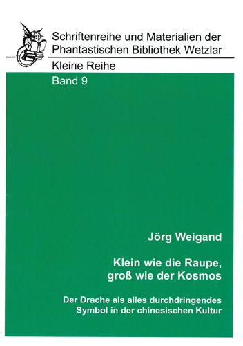Jörg Weigand - Klein wie dei Raupe, Groß wie der Kosmos