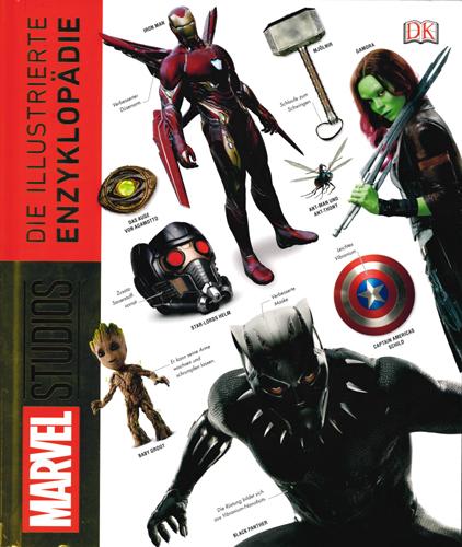 Marvel Studios - Die llustriete Enzyklopädie
